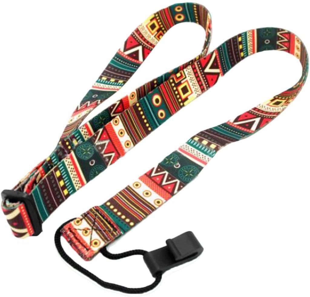 Clip-on straps