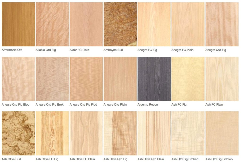 selecting the wood for guitar