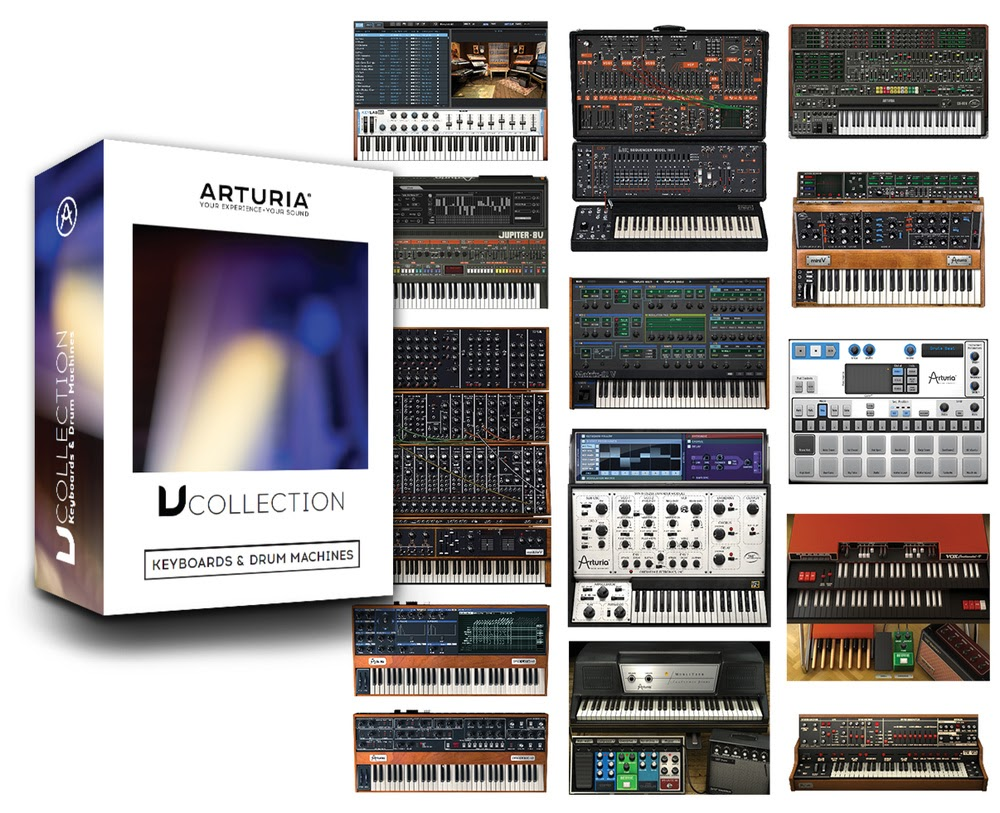 Arturia V Synth Collection