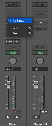 Increase the Buffer Range (Logic Pro X)