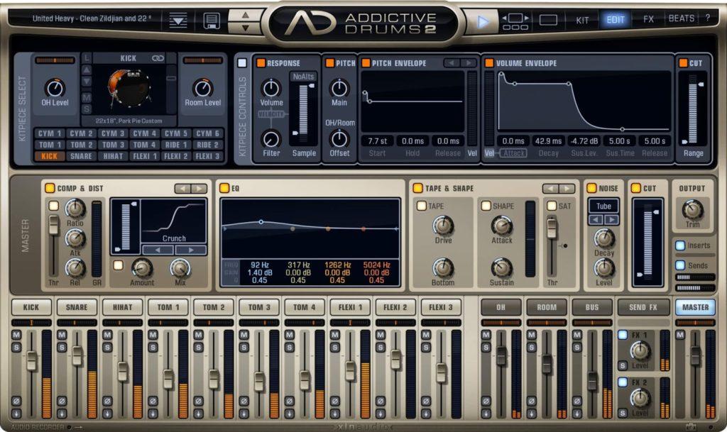Addictive Drums Complete