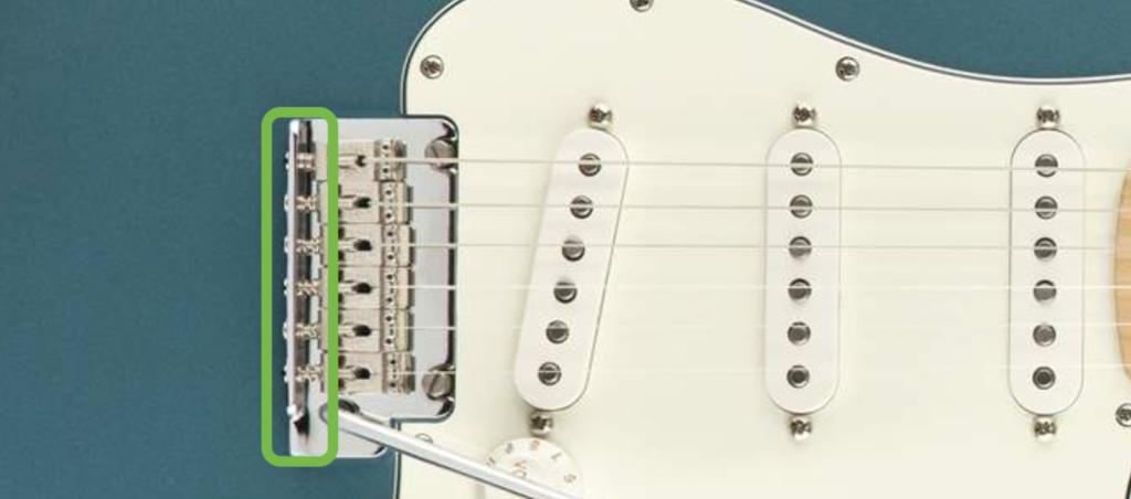 Intonation Electric Guitar