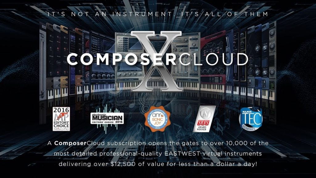 East West Composer Cloud PLAY