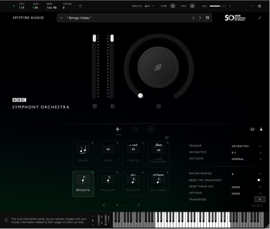 Spitfire BBC Symphonic Pro