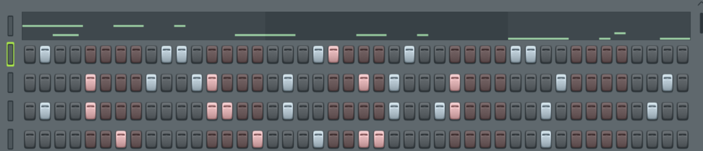 fl studio step sequencer