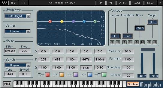 Waves Morphoder