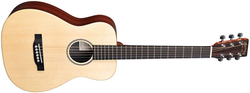 Martin LX1E Little Acoustic