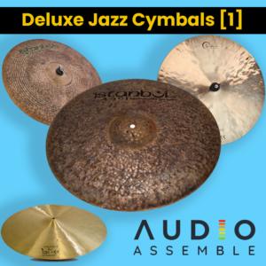Deluxe Jazz Cymbals Sample Pack