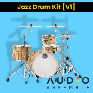Jazz Drum Kit - Vol 1
