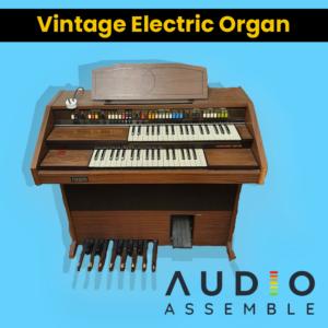 Vintage Electric Organ Sampes