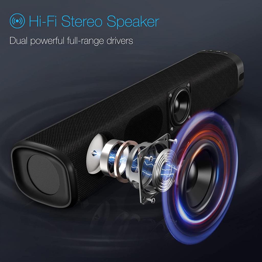 hi-fi stereo speaker