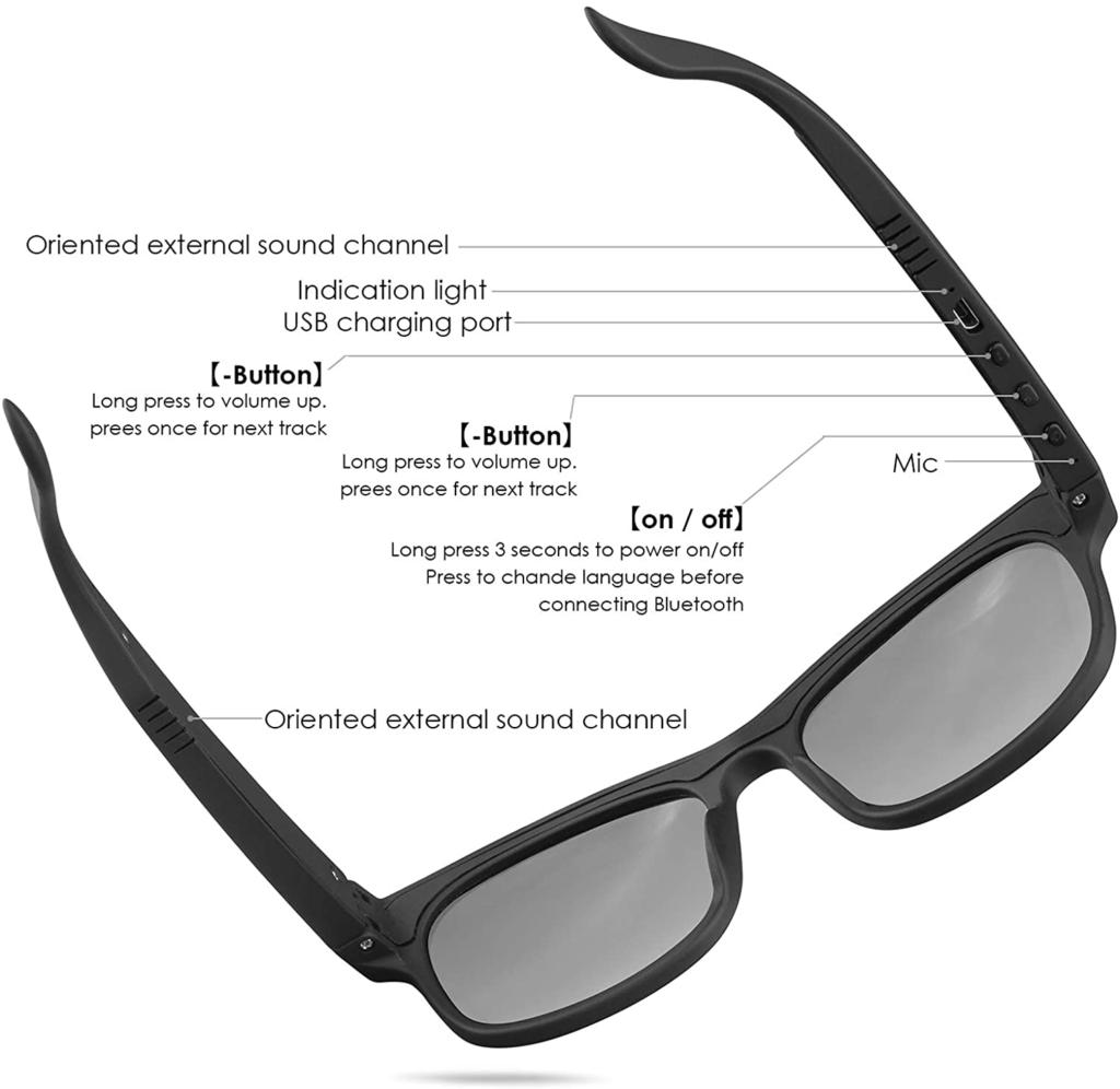 Bose Frames smart glasses